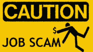 caution-job-scams
